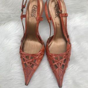 Pointy Carlos Santana Heels